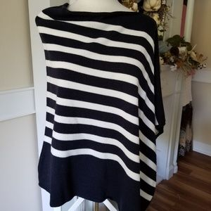 Poncho Sweater by LOFT
